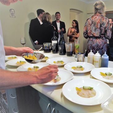 About Perth Chef hire Party and Event Catering at Home
