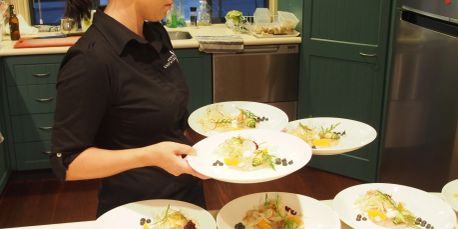 Waitstaff and Table Service for a party at home in Perth