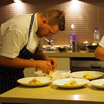 Personal Home Chef Hire in the comfort of your own home. Private party and event catering Perth.