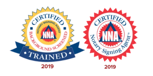 Current Certified NNA-NSA Notary Agents. Notary Public.