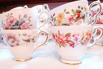 Herts Vintage China Hire Herts Beds Bucks Cambs Essex London