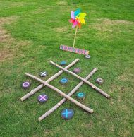 Garden Games. Hire garden games to entertain your guests - form traditional croquet to  hook a duck,