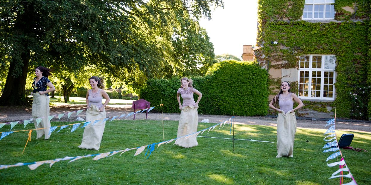 Hertfordshire Classic wedding games are a fun way to make sure your guests enjoy some Nostalgia!