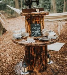 Rustic Vintage Wedding Hire Shop