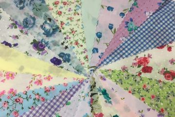 Vintage Bespoke Bunting Hire, Herts, Beds, Cambs, Bucks, Essex ,London