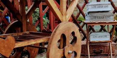 Rustic Hire Vintage Hire Herts hIre London
