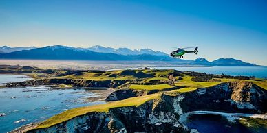If you looking for go Whale watching or fly through the mountain ranges, Kaikoura has everything you
