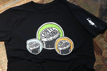 T-shirt printing Custom merchandise Organic t-shirt Craft beer merchandise Beer merch printing