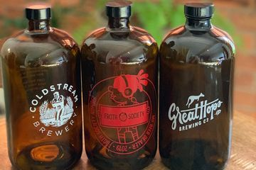Beer merch Craft beer products Beer merchandise Craft beer merchandise Squealer Growler Australian