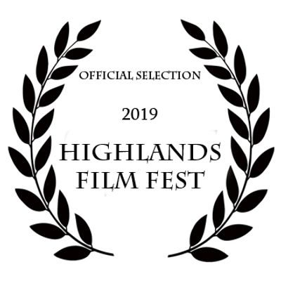 The coveted laurels of the Highlands Film Fest--your key to fame, fortune and everlasting happiness!