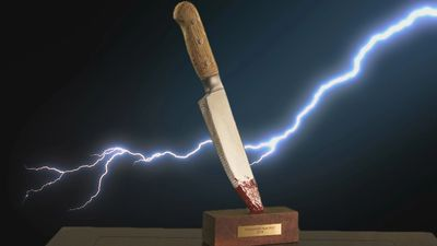 The coveted Carver Award for best horror or suspense film