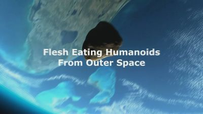 """Flesh Eating Humanoids from Outer Space"" was filmed on Sandy Hook, near Highlands, NJ"