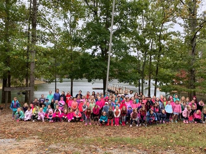 167 Girl Scouts attended the Service Unit Camp Out (SUCO) at Kanawahala Program Center on 10/19/19