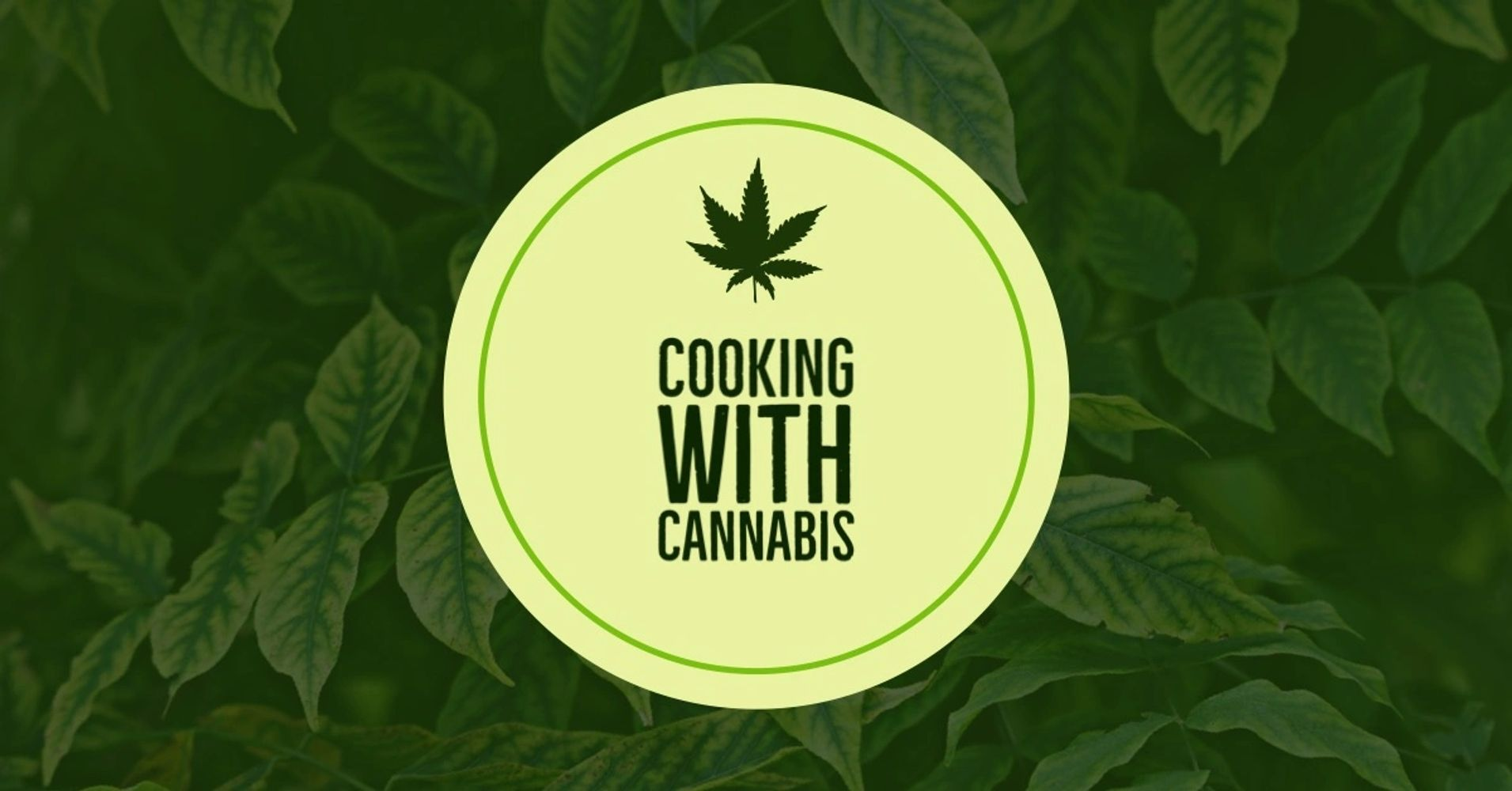 Cooking with cannabis tv logo
