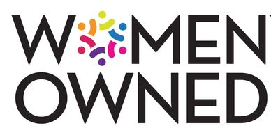 Certified Woman-Owned Small Business (WOSB) logo