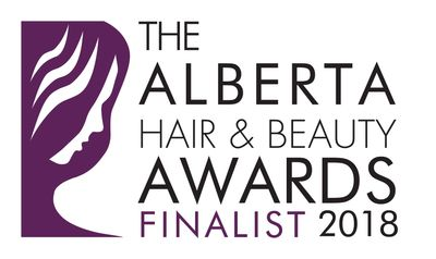Alberta Hair and Beauty Awards Finalist