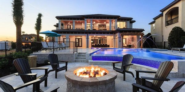Pools & Outdoor Living Areas By CMS