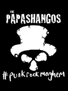 The Papashanos #punkrockmayhem