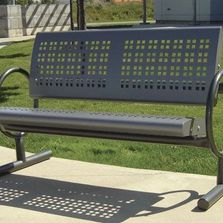 Green Site sells park benches