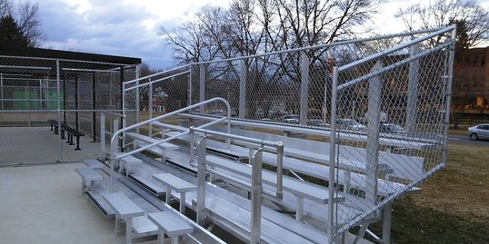maryland bleachers standard product sales