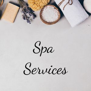 Country Moments Spa Spa Services