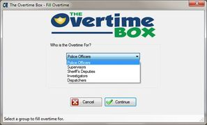 The Overtime Box Select Group
