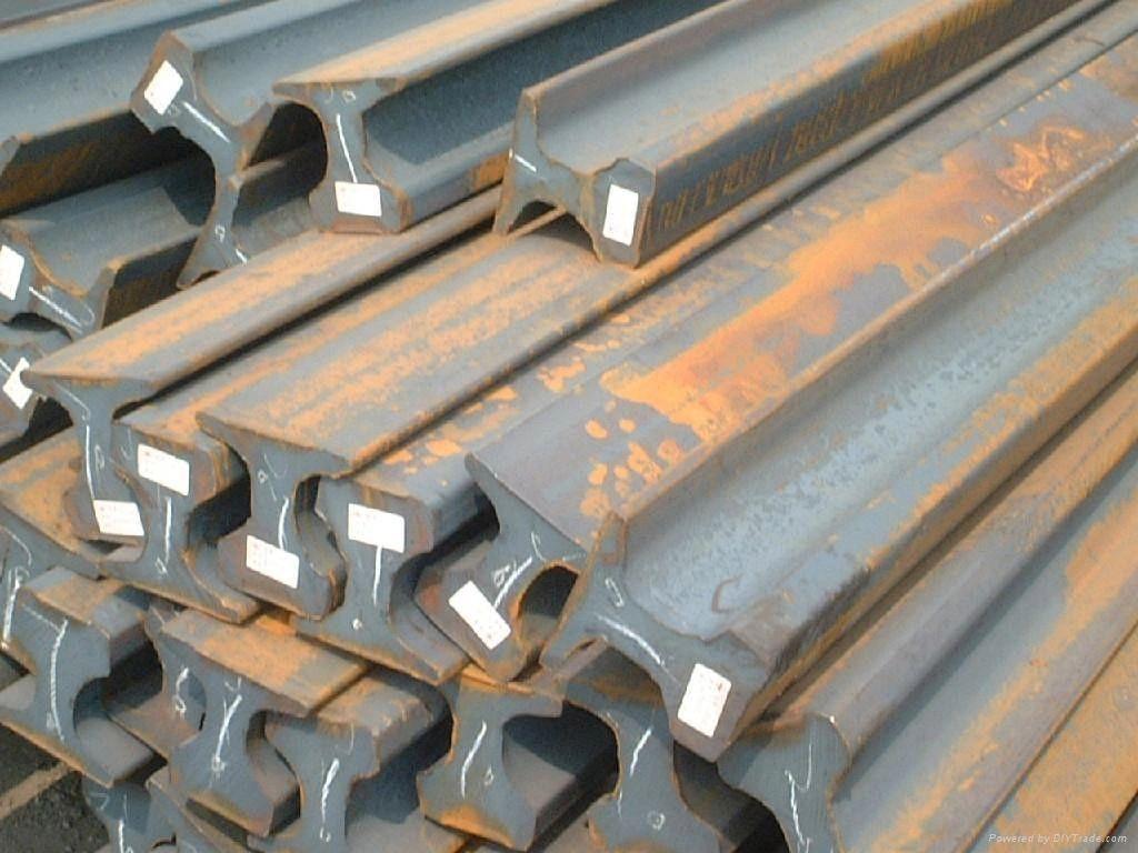 baghlaf steel supplies the best rails worldwide , steel