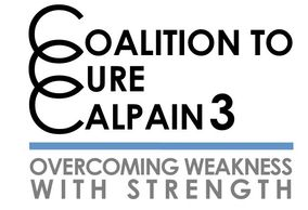 Coalition to Cure Calpain 3 (C3) was founded in 2010 for the specific purpose of funding research ef
