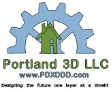 Portland 3d Printing, Portland's finest 3D printing services