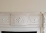 Bank of Troy Building, Troy, NY (Repair and preserving of historic ornamental plaster at fireplace.)