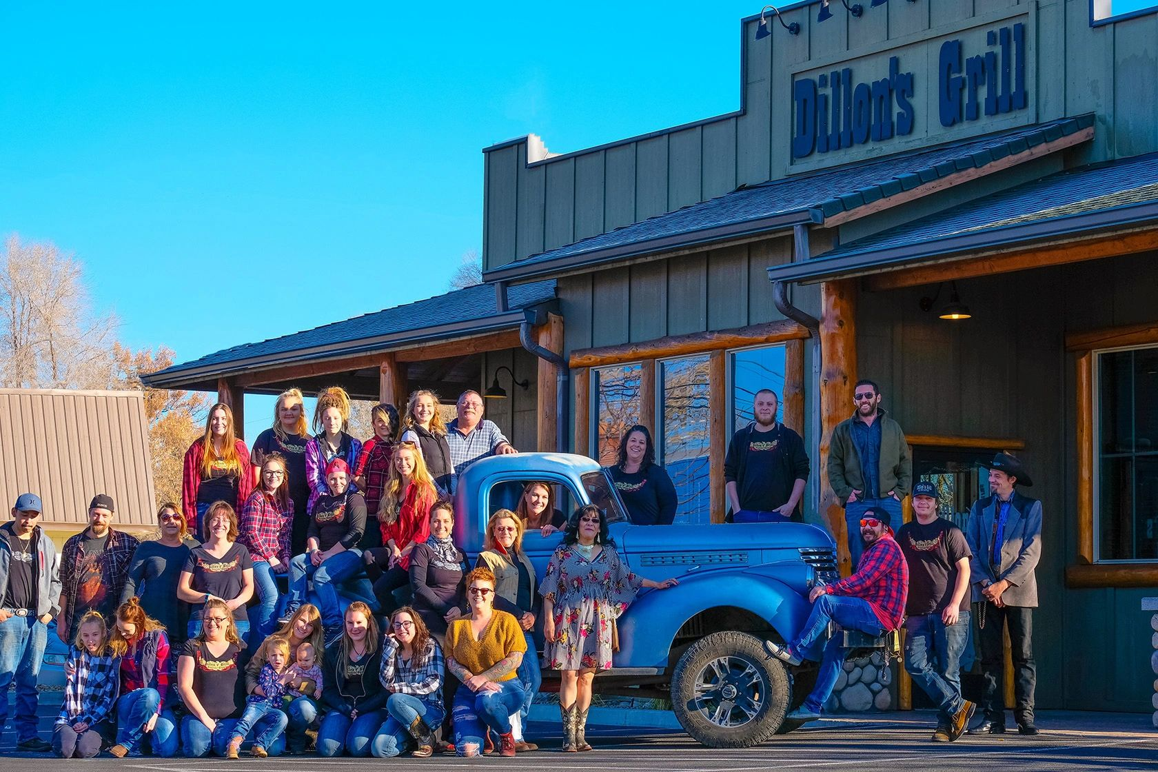 Dillon's Grill in Prineville, Oregon. Join our team of people passionate about serving others.