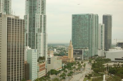 Downtown, Miami, Florida