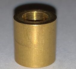 Brass Spool Spacer, 1909 - 1914