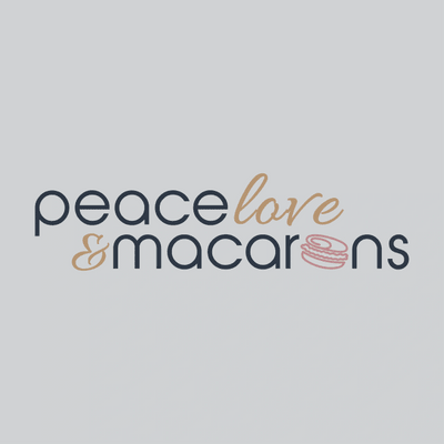 Peace Love & Macarons