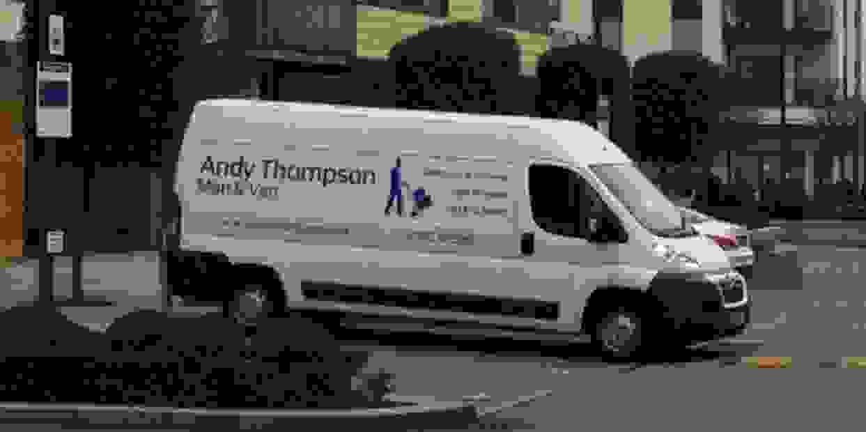 man with a van for moving house in Aylesbury