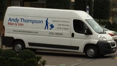 man and van for London to Northern Ireland removals