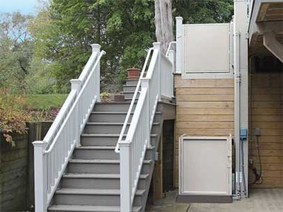 Stair Lifts Surrey.Lancaster Mobility offers a great selection of Platform Lifts for your needs.