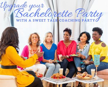 Grab your girlfriends & UPGRADE your BACHELORETTE PARTY!