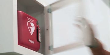 AED Automated External Defibrillator Sales in Tulsa, OKC, NW Arkansas, Philips