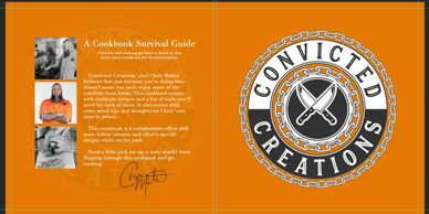Cookbook-Survival guide to Prison $20.00