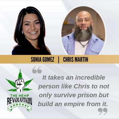 "Interview with ""The Hemp Revolution"" and Sonia Gomez"