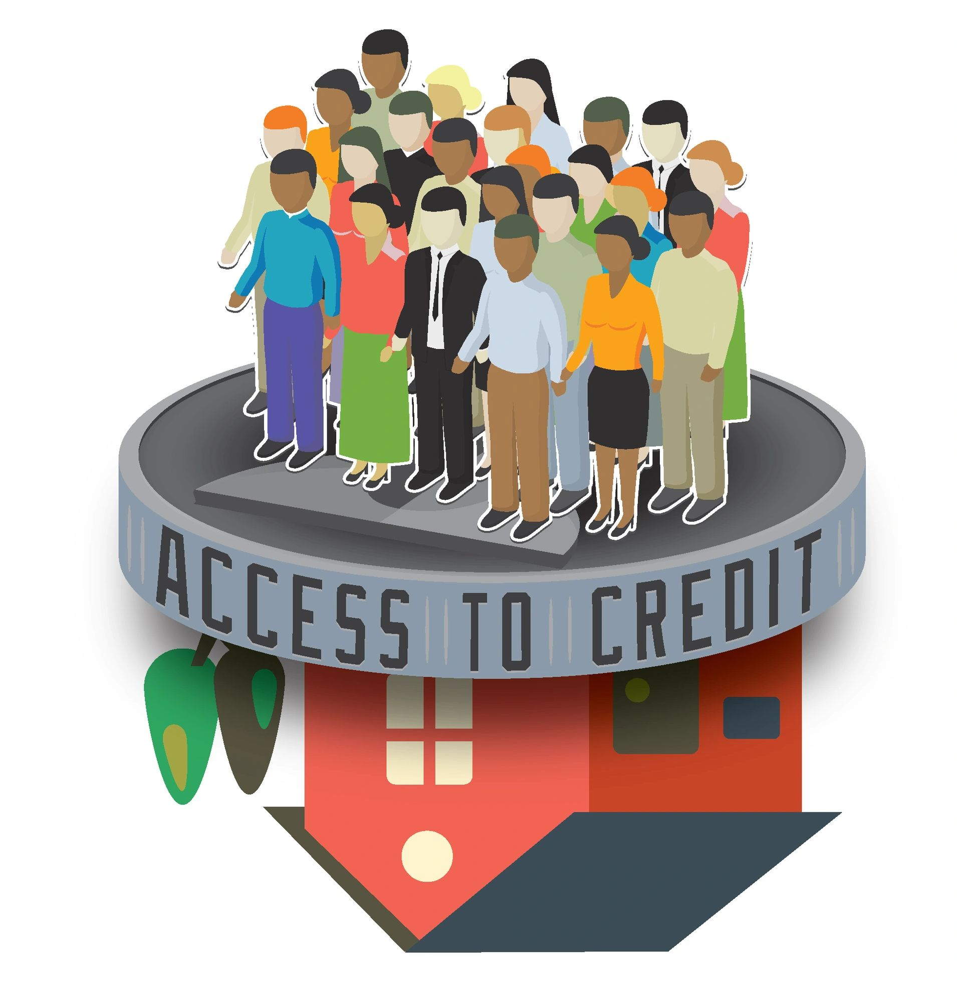 access to credit copyright HCA