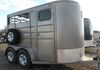 2015 Calico 2 Horse Stock Combo (13x6x7)  Asking $4900.00  Call 937-678-4981