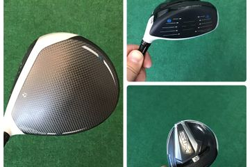 TaylorMade Sim 10.5° Driver. Stiff and regular flex shafts available. $399.99