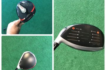 TaylorMade M6 9° Driver with Tensei Red S flex. This is a pre owned driver in very good condition.