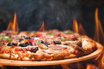 Campfire Pizza - Easy and Delicious!