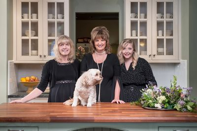 The ladies of Classic Kitchens Design Studio
