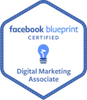 Facebook Blueprint for Advertisers certified