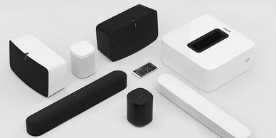 Sonos Wireless Sound Systems