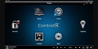 Control 4, Home Automation